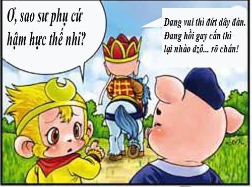 Tây Du Ký Hài (71): Động phòng hoa chúc - 8