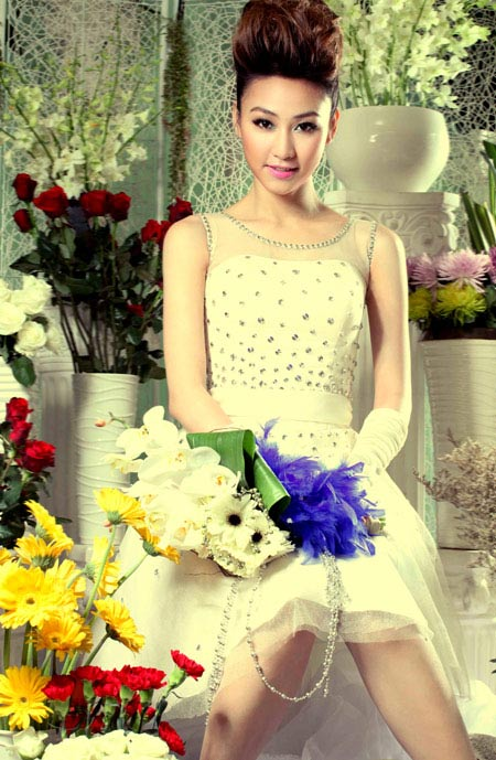 Tư vấn: Chọn váy cưới cho cô dâu đầy đặn - 11