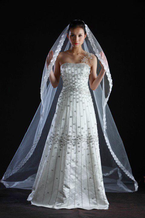 Tư vấn: Chọn váy cưới cho cô dâu đầy đặn - 3