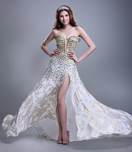 Tư vấn: Chọn váy cưới cho cô dâu đầy đặn - 8