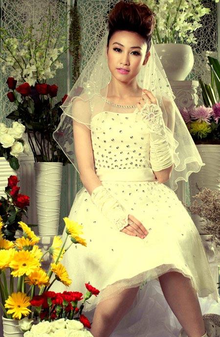 Tư vấn: Chọn váy cưới cho cô dâu đầy đặn - 9