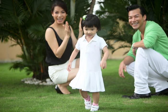 Gia đình sành điệu của Trương Ngọc Ánh - 19
