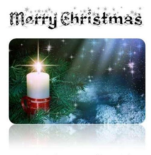 Hướng dẫn tự tạo thiệp Giáng sinh độc đáo trên Word 2007 - 4