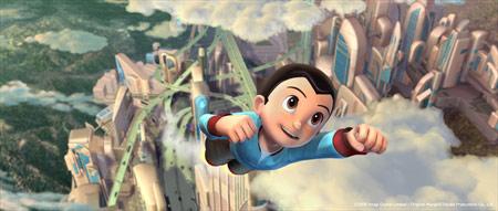 Trailer phim: Astro Boy - 4