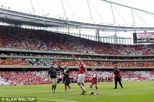 "Trước trận Arsenal – Chelsea: ""Bóng ma"" Emirates - 1"