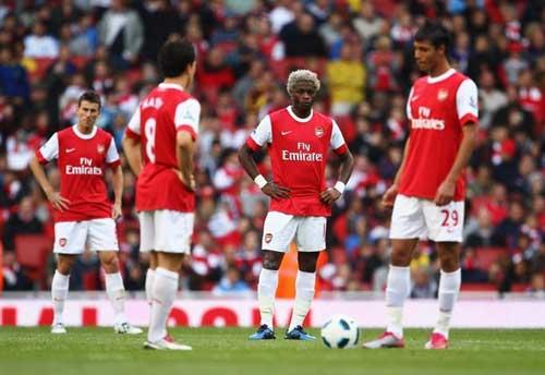 "Trước trận Arsenal – Chelsea: ""Bóng ma"" Emirates - 2"
