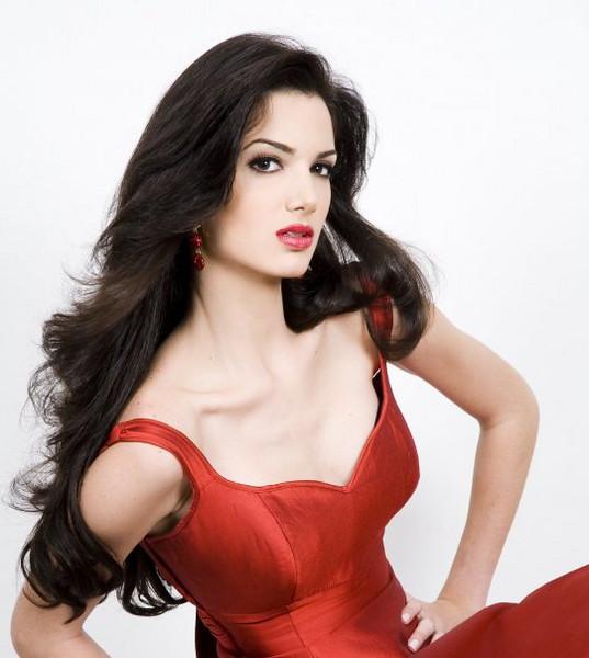 Lộ diện 5 Hoa hậu đẹp nhất 2010 - 1