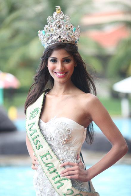 Lộ diện 5 Hoa hậu đẹp nhất 2010 - 8