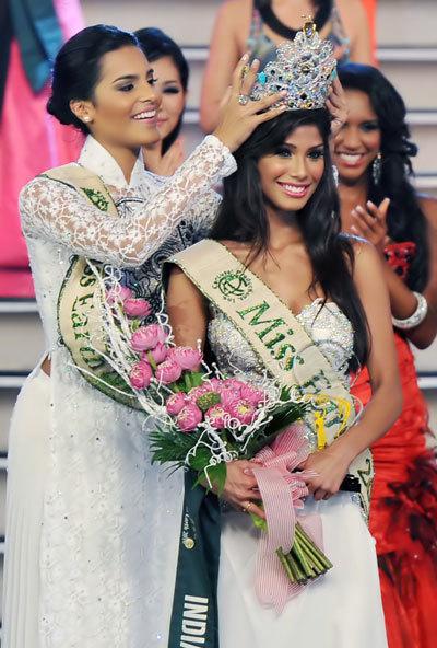 Lộ diện 5 Hoa hậu đẹp nhất 2010 - 7