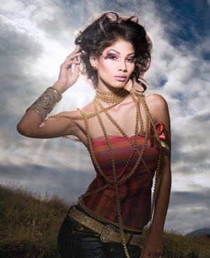 Lộ diện 5 Hoa hậu đẹp nhất 2010 - 6