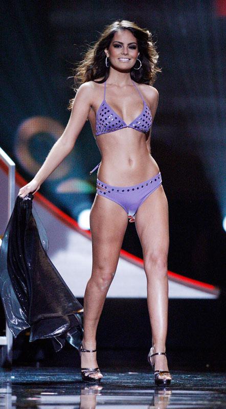 Lộ diện 5 Hoa hậu đẹp nhất 2010 - 12