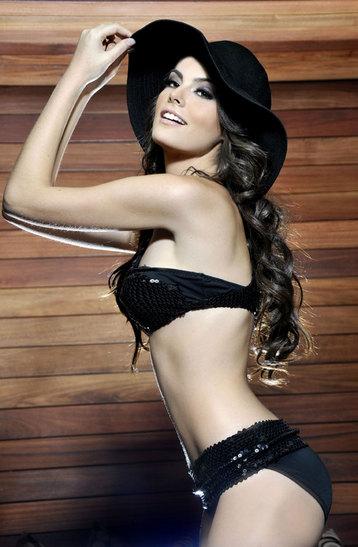 Lộ diện 5 Hoa hậu đẹp nhất 2010 - 13