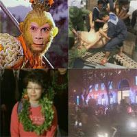 Video: Lục Tiểu Linh Đồng sang Việt Nam (Tổng hợp tin HOT 25/12)