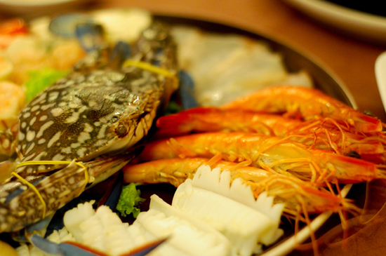 Lẩu đặc biệt – Quà tặng mùa đông tại nhà hàng Cát Đỏ - 1