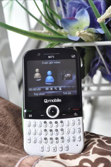 Q-mobile M75 – Cảm ứng 3G, vui không bến bờ - 4
