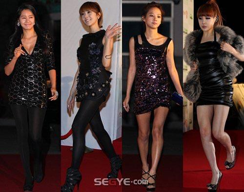 """Sao Hàn nở rộ trào lưu """"không mặc quần"""" - 15"""