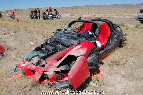 """Những vụ tai nạn xe hơi """"đắt"""" nhất thế giới - 6"""