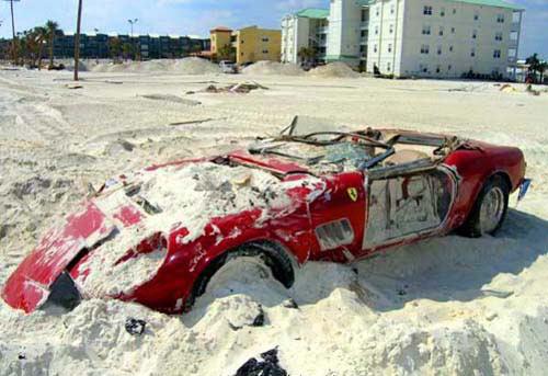 """Những vụ tai nạn xe hơi """"đắt"""" nhất thế giới - 9"""