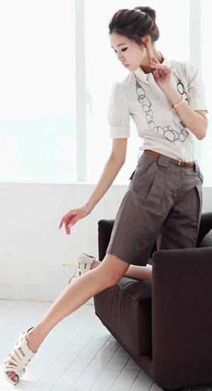 Tư vấn: Chọn quần và váy cho người chân to - 12