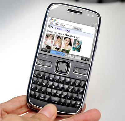 Điện thoại hoàn hảo Hkphone E72k, khuyến mại gây sốc chỉ còn 1.550.000đ! - 2