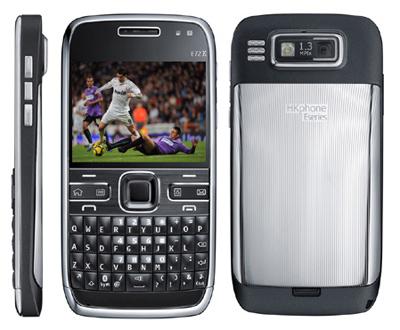 Điện thoại hoàn hảo Hkphone E72k, khuyến mại gây sốc chỉ còn 1.550.000đ! - 1