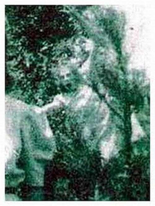 Những bức ảnh ma nổi tiếng tại châu Á - 4