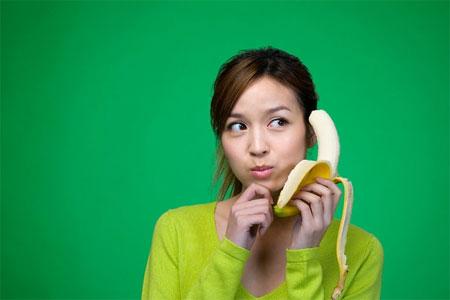 Giảm cân giữ eo nhờ ăn chuối - 1