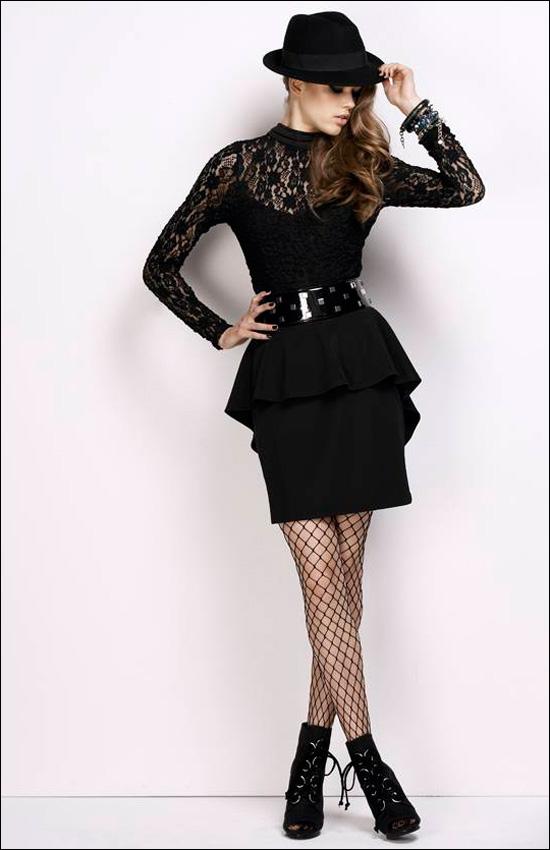 1001 cách mặc váy cuốn hút và táo bạo - 5