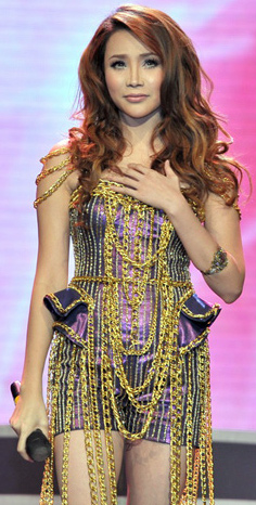 Top 10 sao Việt mặc xấu nhất năm - 5
