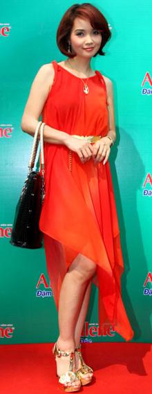 Top 10 sao Việt mặc xấu nhất năm - 13