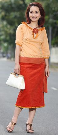 Top 10 sao Việt mặc xấu nhất năm - 16
