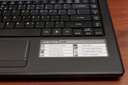 Aspire 4738 – Trải nghiệm sức mạnh Core i5 mới với Acer - 4