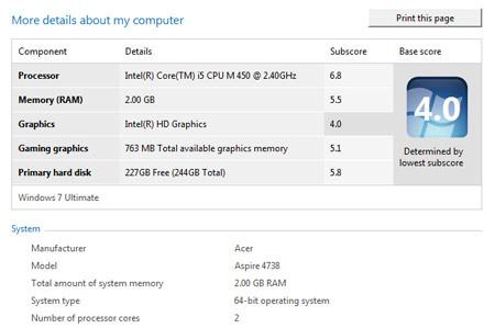 Aspire 4738 – Trải nghiệm sức mạnh Core i5 mới với Acer - 6