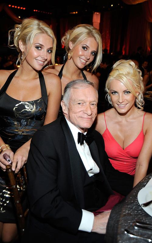 Vợ trẻ của ông chủ Playboy khoe nhẫn kim cương - 6