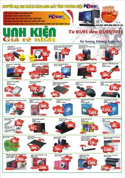 Laptop, linh kiện giá rẻ nhất tại Hanoicomputer - 2
