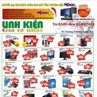 Laptop, linh kiện giá rẻ nhất tại Hanoicomputer