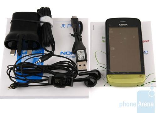 Đánh giá Nokia C5-03 - 1