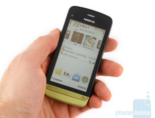 Đánh giá Nokia C5-03 - 2