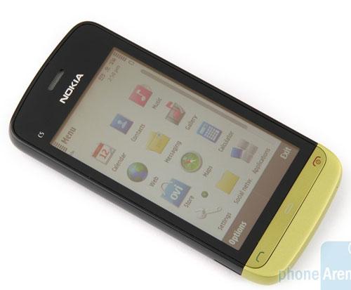 Đánh giá Nokia C5-03 - 5