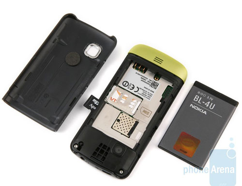 Đánh giá Nokia C5-03 - 10