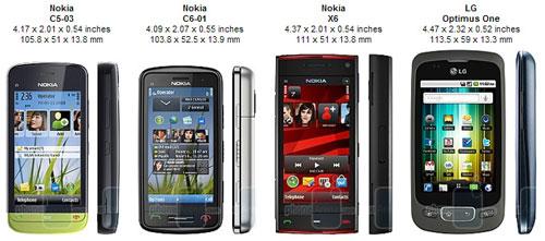 Đánh giá Nokia C5-03 - 11