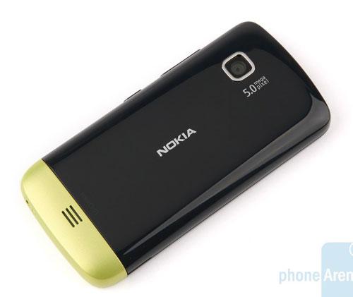 Đánh giá Nokia C5-03 - 9