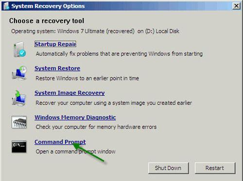 Ba cách kiểm tra ổ đĩa trong Windows 7 - 6