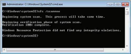 Ba cách kiểm tra ổ đĩa trong Windows 7 - 9