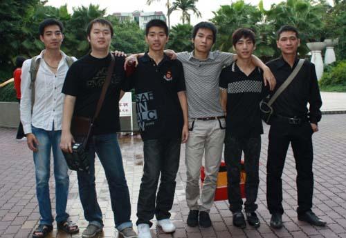 AoE Việt du đấu tại Trung Quốc - Chuyến đi bão táp - 1