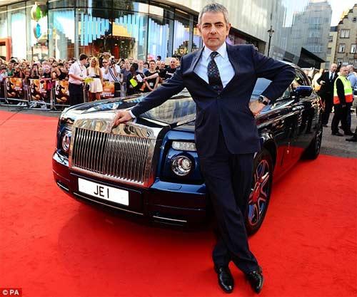 """Con gái Mr Bean """"xinh như mộng"""" - 4"""