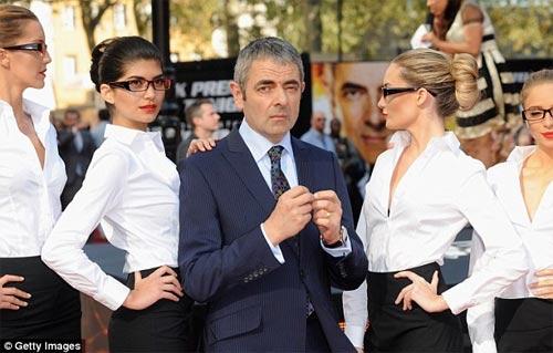 """Con gái Mr Bean """"xinh như mộng"""" - 5"""