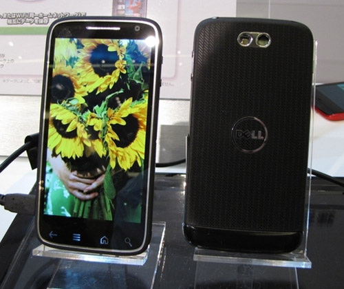 "Dell Streak Pro 101DL"" ngôi sao"" mới trên bầu trời smartphone - 2"