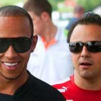 Massa tiếp tục công kích Hamilton (Điểm tin F1 sáng 4/10)
