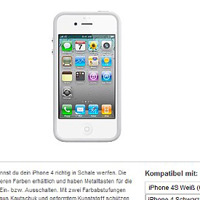 iPhone 4S 64GB cập bến Vodafone